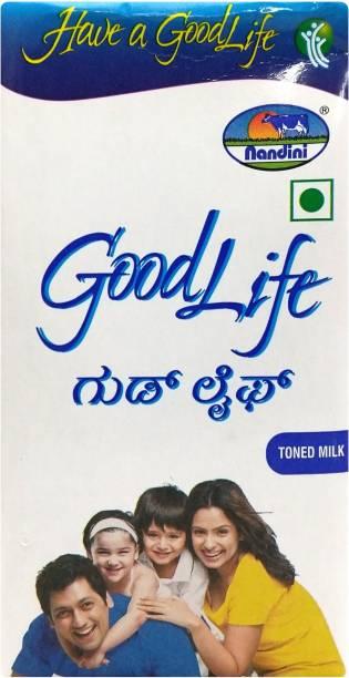 Nandini Good Life Toned Milk