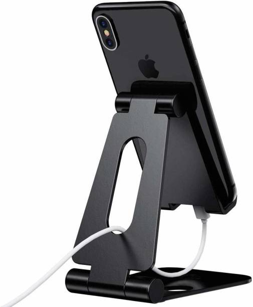 ELV Aluminium Adjustable And Foldable Dock Mobile Holder
