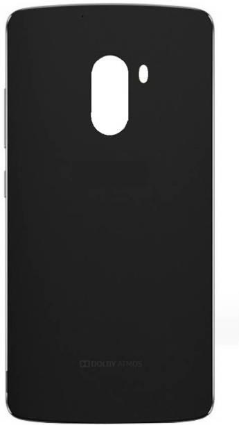 plitonstore m35 Lenovo Vibe K4 Note-Black OEM SHELL BACK PANAL (Lenovo Vibe K4 Note)-(BLACK) Back Panel
