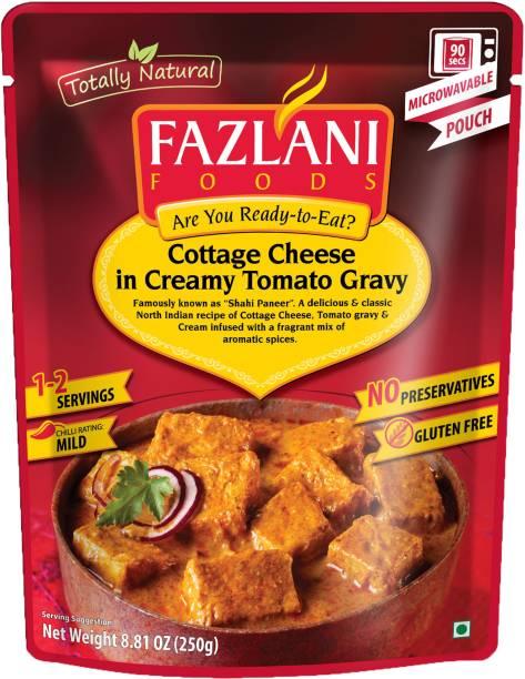 FAZLANI FOODS Shahi Paneer Curry, (Pack of 1, 250gm) 250 g