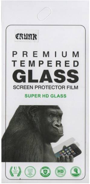 Crunk Tempered Glass Guard for LG Aristo 2 Plus