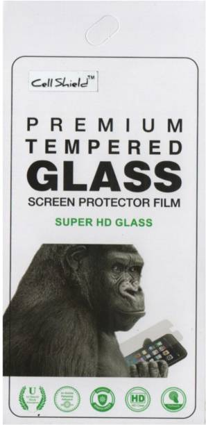 CELLSHIELD Tempered Glass Guard for ZTE BLADE FORCE