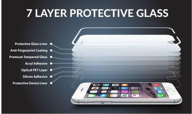 BLACK GORILLA Tempered Glass Guard for Motorola Moto G5s Plus
