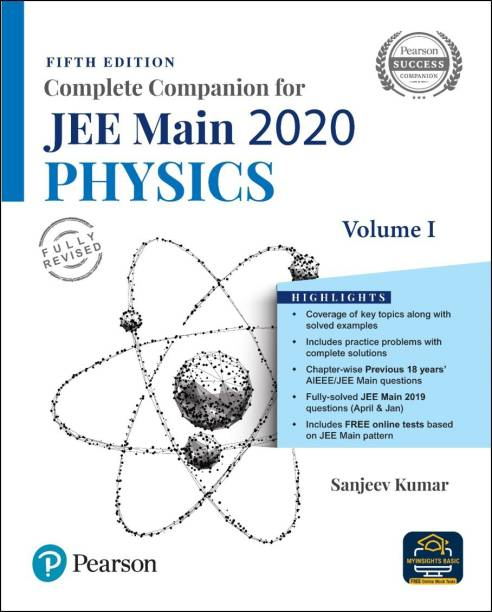 Complete Companion for Jee Main 2020 Physics