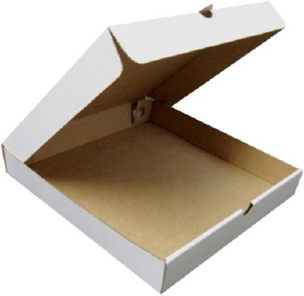 IMPRINTS Corrugated Paper Pizza packaging, clothes packaging, gift wrapping, 12*12*2 inch Packaging Box