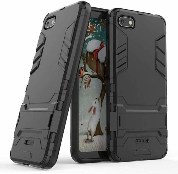 Mobile Mart Back Cover for Mi Redmi 6A