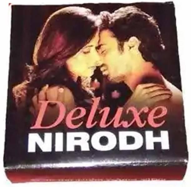 Deluxe 100 PCS NIROODH Condom