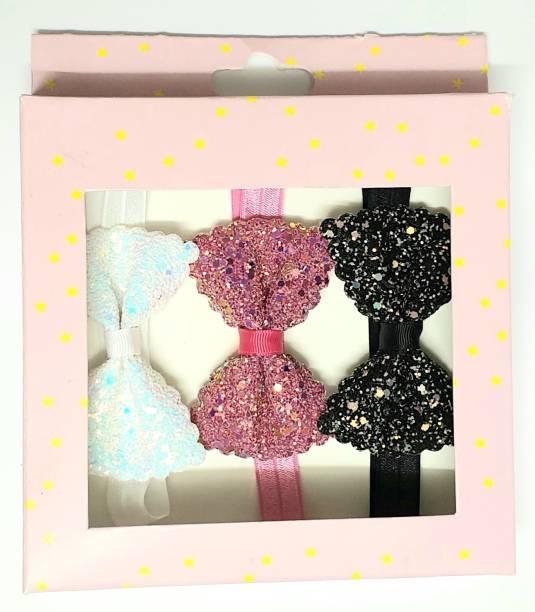 ANNA CREATIONS baby multi-coloured baby girl hairband Head Band