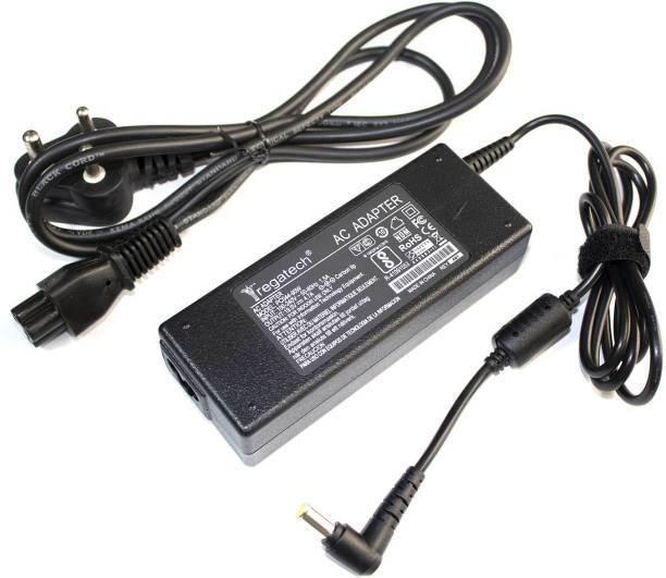 Regatech Power Adapter 19.5V 4.7A 90W Pin 6.4 x 4.4mm 90 W Adapter
