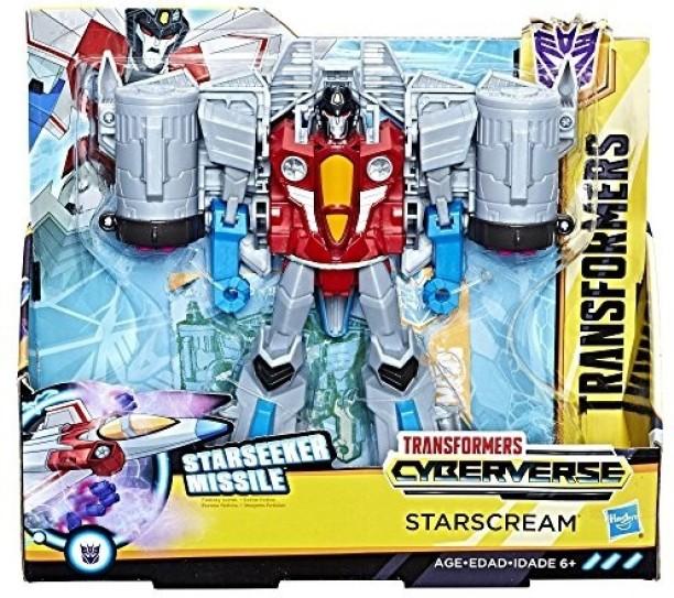 """Transformers Prime Cyberverse cliquet complet LEGION 3/"""" Figure"""
