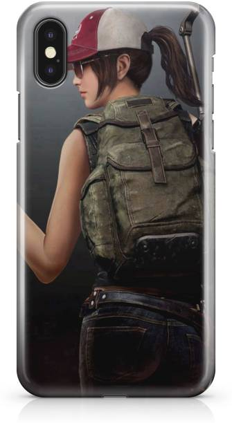 Accezory Back Cover for iPhone XS Max