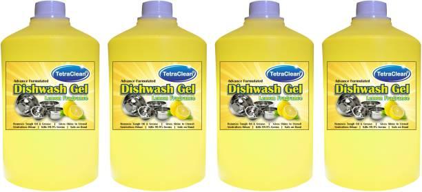 TetraClean Dish Wash Gel Dish Cleaning Gel