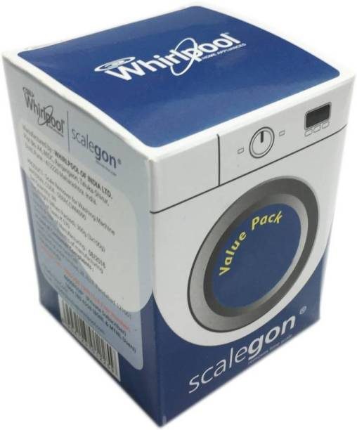 Whirlpool scalegon 3 in 1 value pack Detergent Powder 300