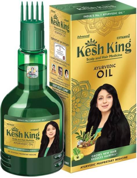 Kesh King Scalp and Medicinal Ayurvedic Hair Oil