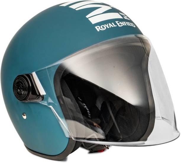 ROYAL ENFIELD Open Face MLG Helmet Motorbike Helmet