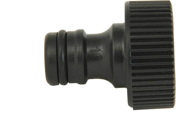 DIVINE TREE 3/4 inch Tap Connector for Garden Water Hose Quick Connector Hose Pipe Fitting Hose Connector