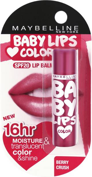 MAYBELLINE NEW YORK Baby Lips Lip Balm Berry Crush
