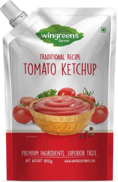 Wingreens Farms Tomato Ketchup - 950g Ketchup