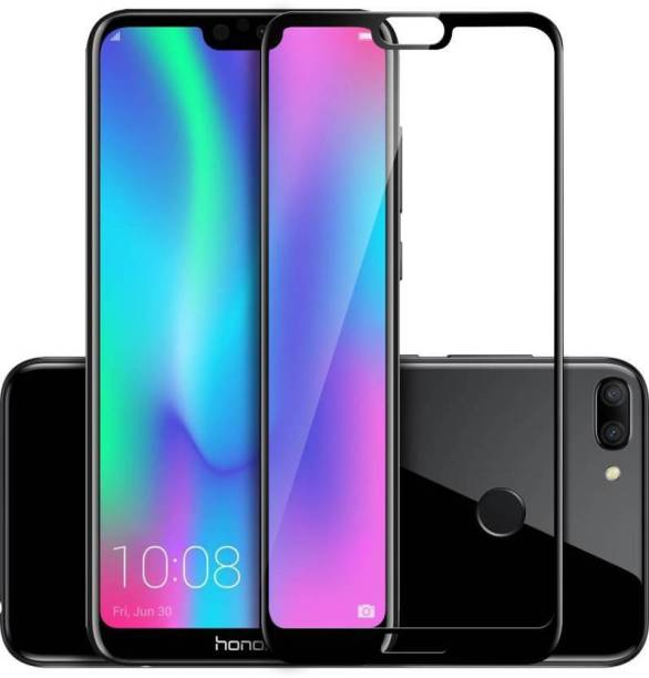EASYBIZZ Edge To Edge Tempered Glass for Honor 9N