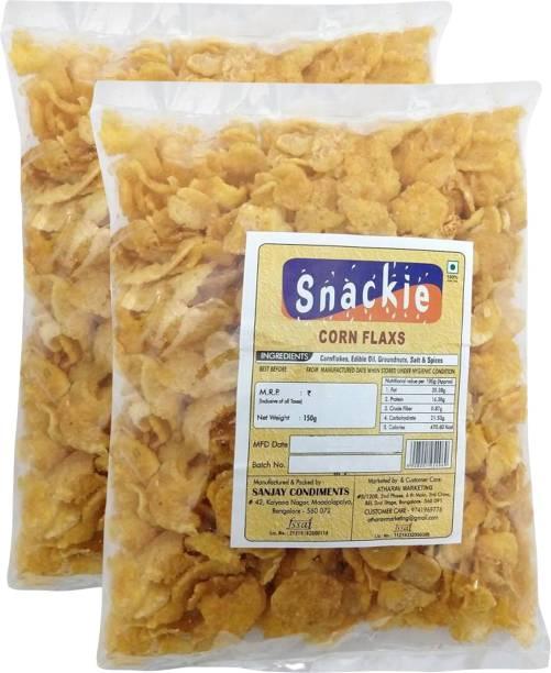 Snackie Corn Flaxs