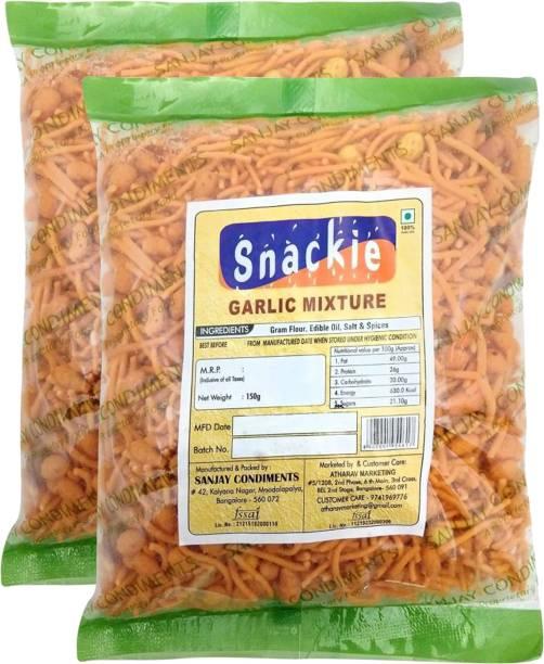 Snackie Garlic Mixture