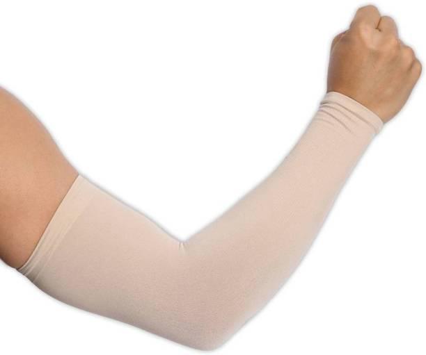 Trimanav Nylon Arm Sleeve For Girls