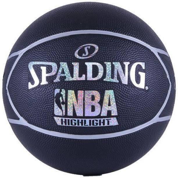 SPALDING HIGHLIGHT Basketball - Size: 7