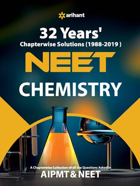 32 Years' Chapterwise Solutions Cbse Aipmt & Neet Chemistry 2020