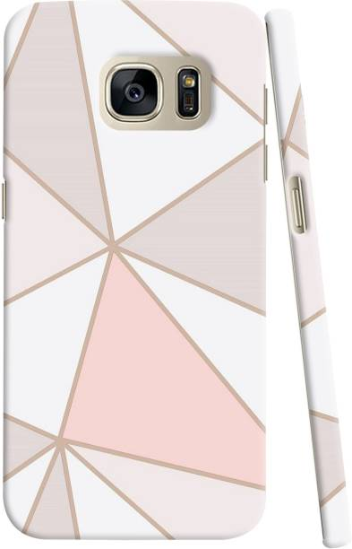 Adi Creations Back Cover for Samsung Galaxy S7 Edge