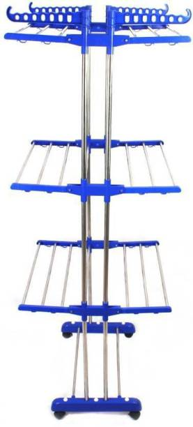 TNC Steel Floor Cloth Dryer Stand 900047