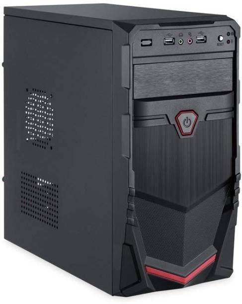 Electrobot Core 2 Duo E7500 (4 GB RAM/On board Graphics/320 GB Hard Disk/Free DOS) Full Tower
