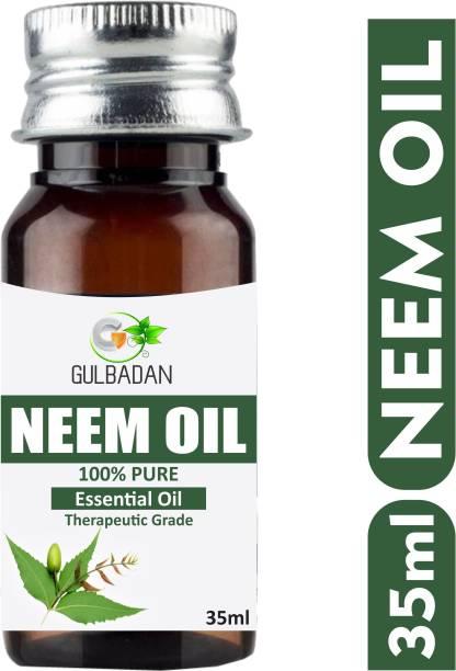 GULBADAN Herbal Pure Neem Oil Hair Oil