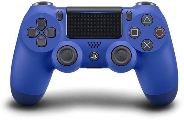 SONY PlayStation DualShock 4 Controller V2 - Wave Blue  Joystick