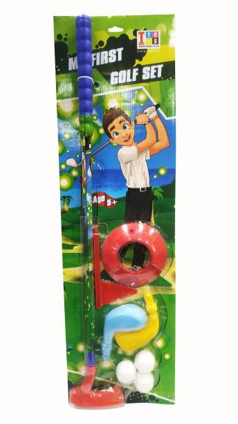 ITOYS Golf Set Outdoor Toy for Kids Golf Set