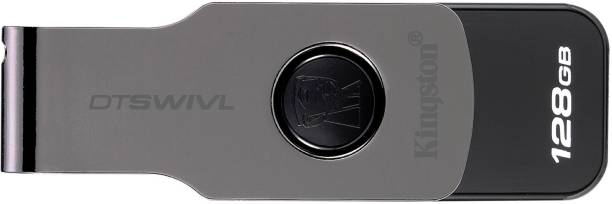 KINGSTON DataTraveler SWIVL USB 3.1 128 GB Pen Drive