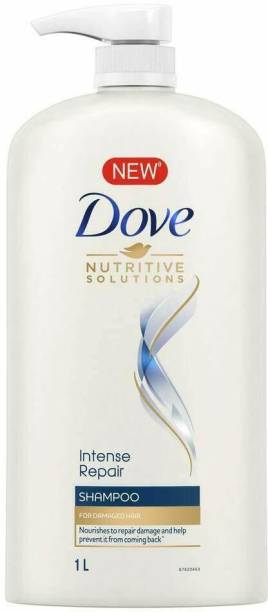 DOVE Intense Repair Shampoo For Damaged Hair