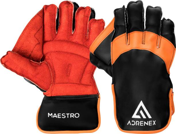 Adrenex by Flipkart Maestro Wicket Keeping Gloves- Men Wicket Keeping Gloves
