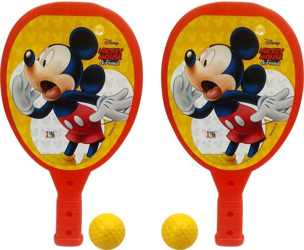 DISNEY Mickey & Friends My first Racket Set Badminton Kit