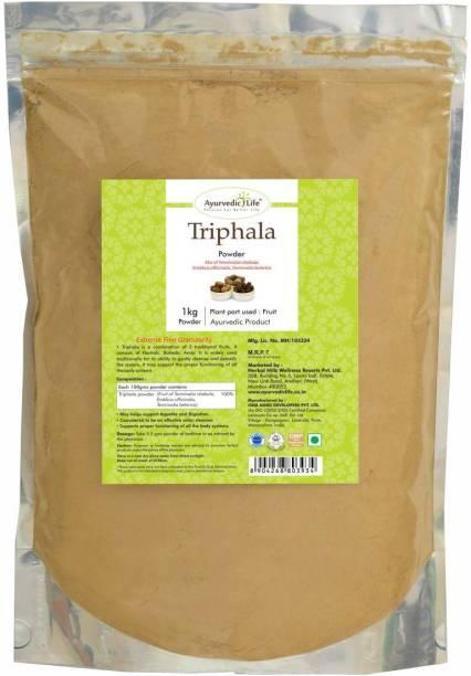 Ayurvedic Life Triphala Powder - 1 kg