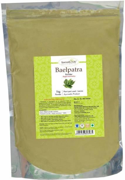 Ayurvedic Life Baelpatra Powder - 1 kg