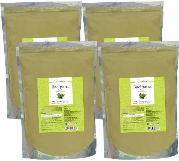 Ayurvedic Life Baelpatra Powder - 1 kg Value Pack of 4