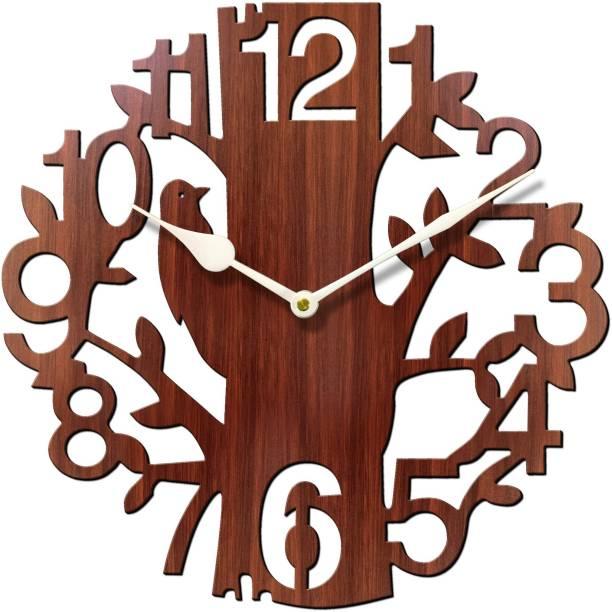 Basement Bazaar Analog 25 cm X 25 cm Wall Clock