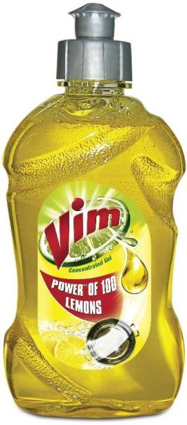 Vim Concentrated Dish Cleaning Gel