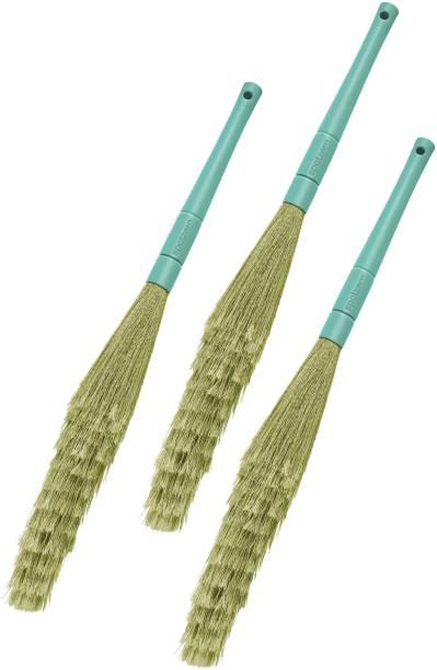Spotzero Zero Dust Broom Set of 3 Pc Broom
