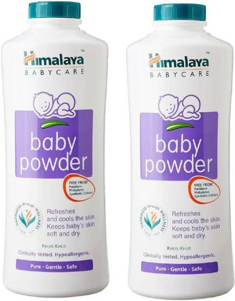 HIMALAYA Baby Powder (Pack of 2)