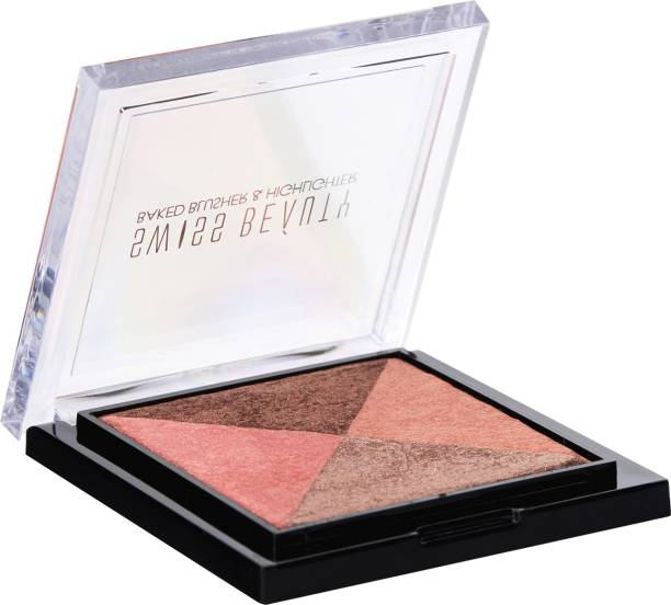 SWISS BEAUTY Blush and Highlighter-01