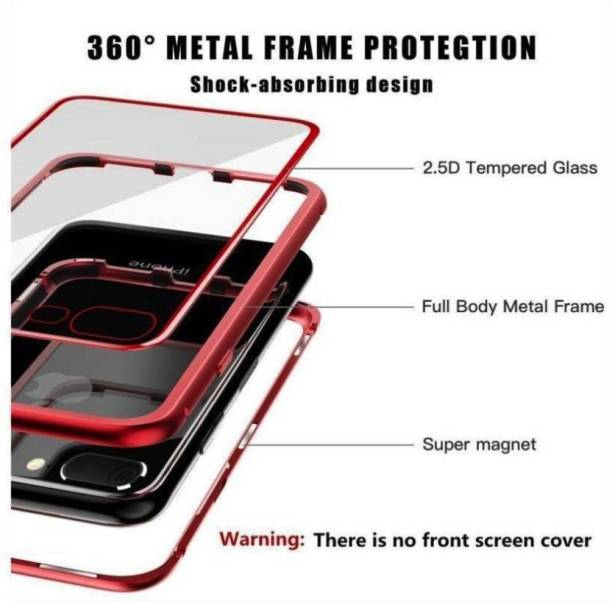 STYLEWALE Back Cover for SAMSUNG GALAXY A70 360 degree magnetic case
