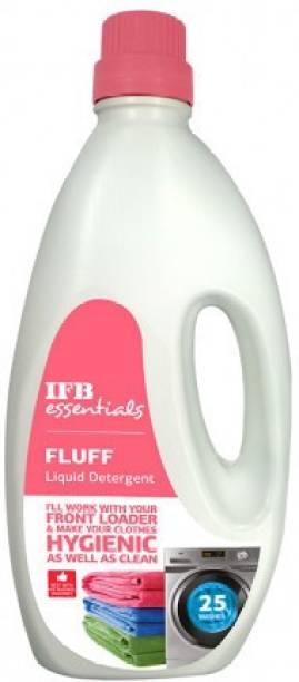 IFB Essentials Fluff Front Load Fabric Detergent - 1 L Multi-Fragrance Liquid Detergent