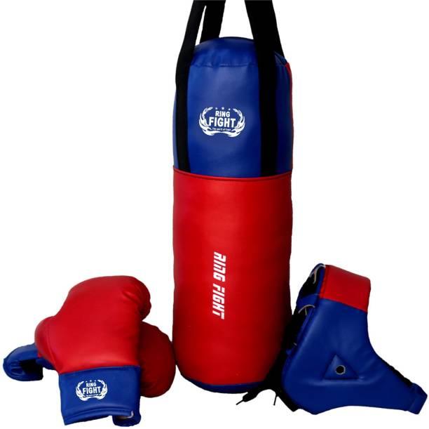 Ceela Sports Ring Fight Kids Boxing Kit Boxing