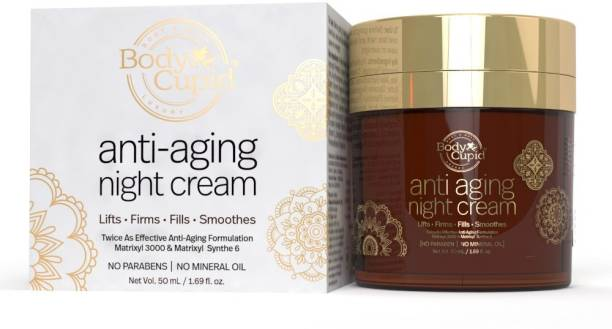 Body Cupid anti-aging night cream
